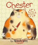 Chester Book Jacket